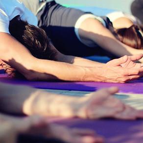 Yin Yoga with Kareena Tan