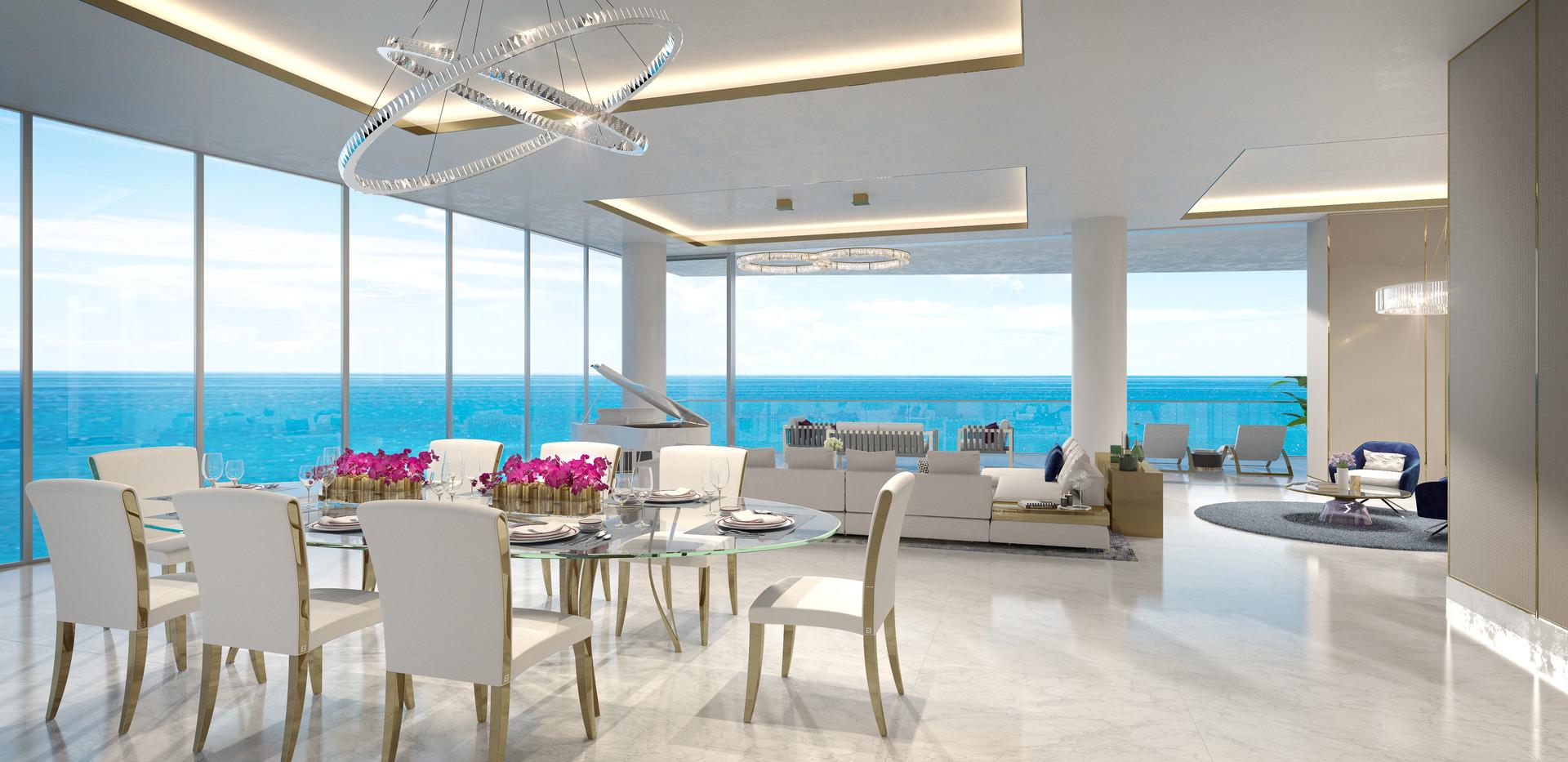 Casa Di Sogni Living Room
