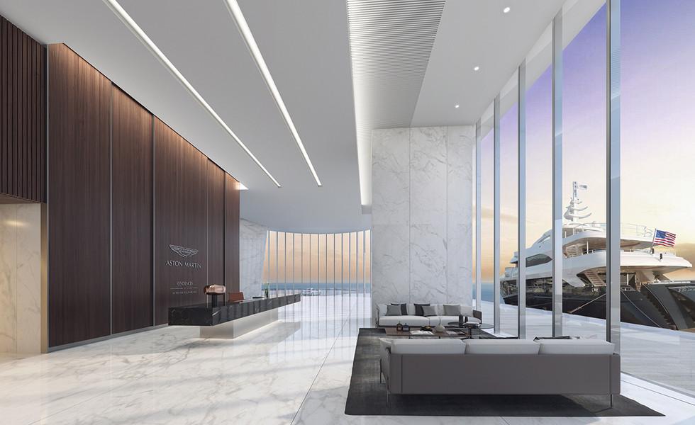 East-Lobby