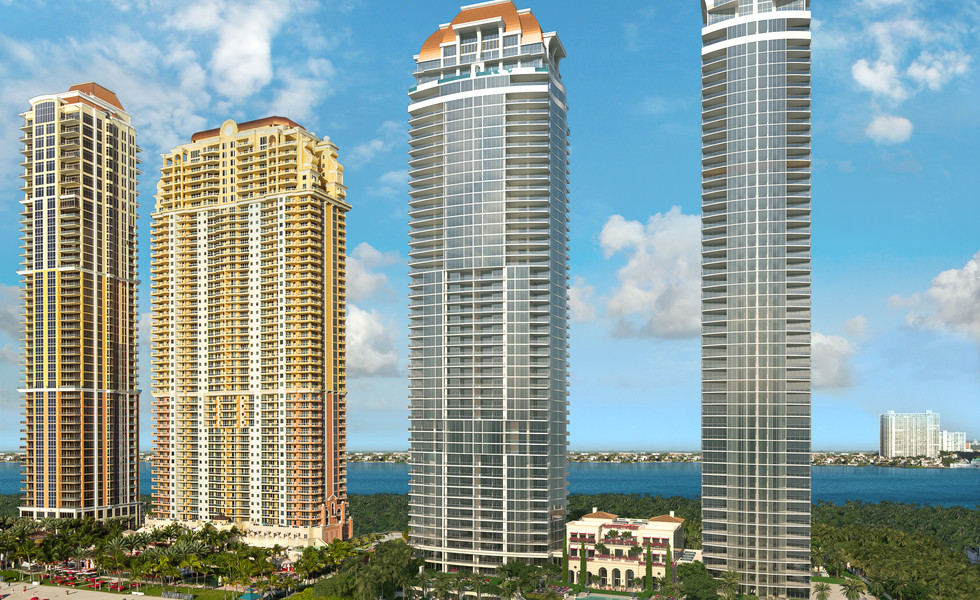 Estates at Acqualina Towers North East