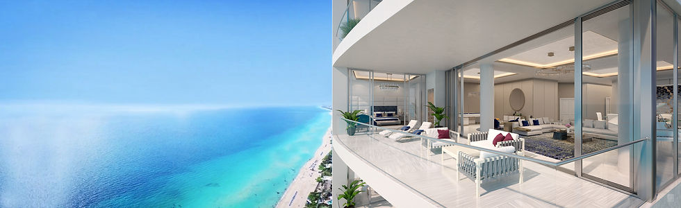 Estates at Acqualina Sunny Isles Beach, Florida