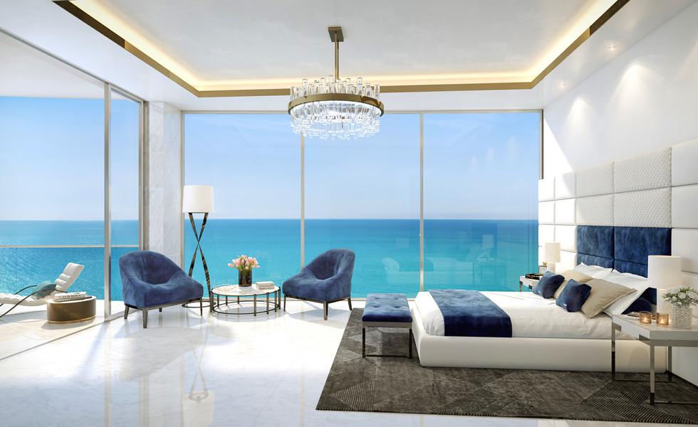 Casa Di Sogni Master bedroom