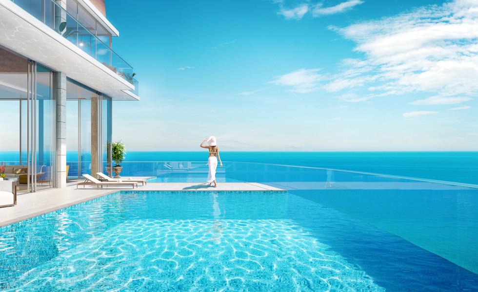Casa De Mare Pool