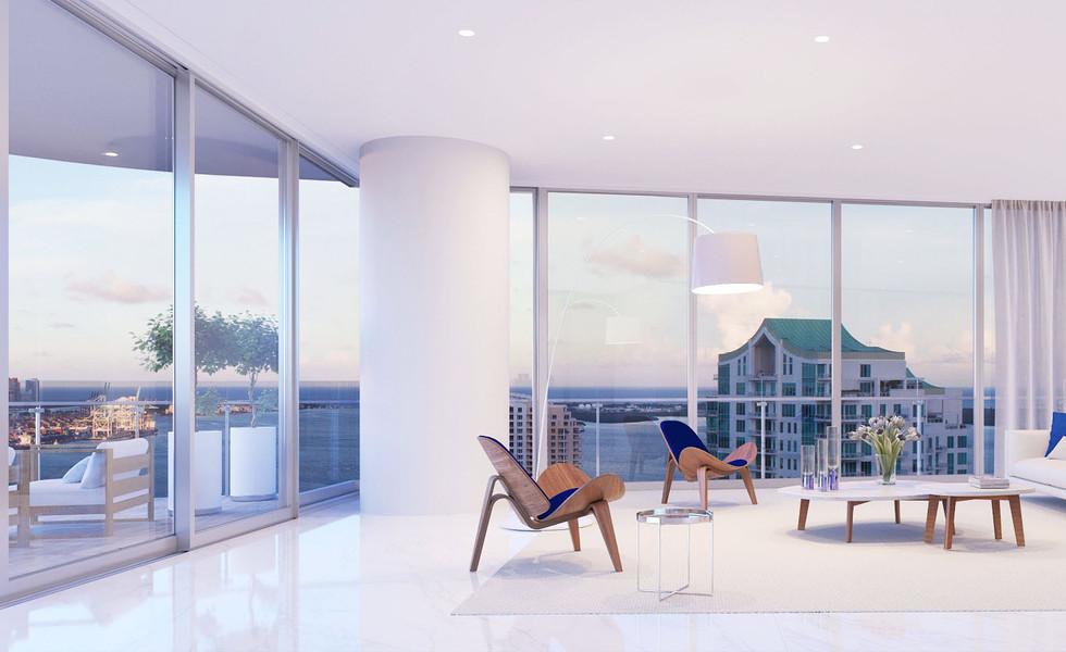 Unit 01 - Livingroom