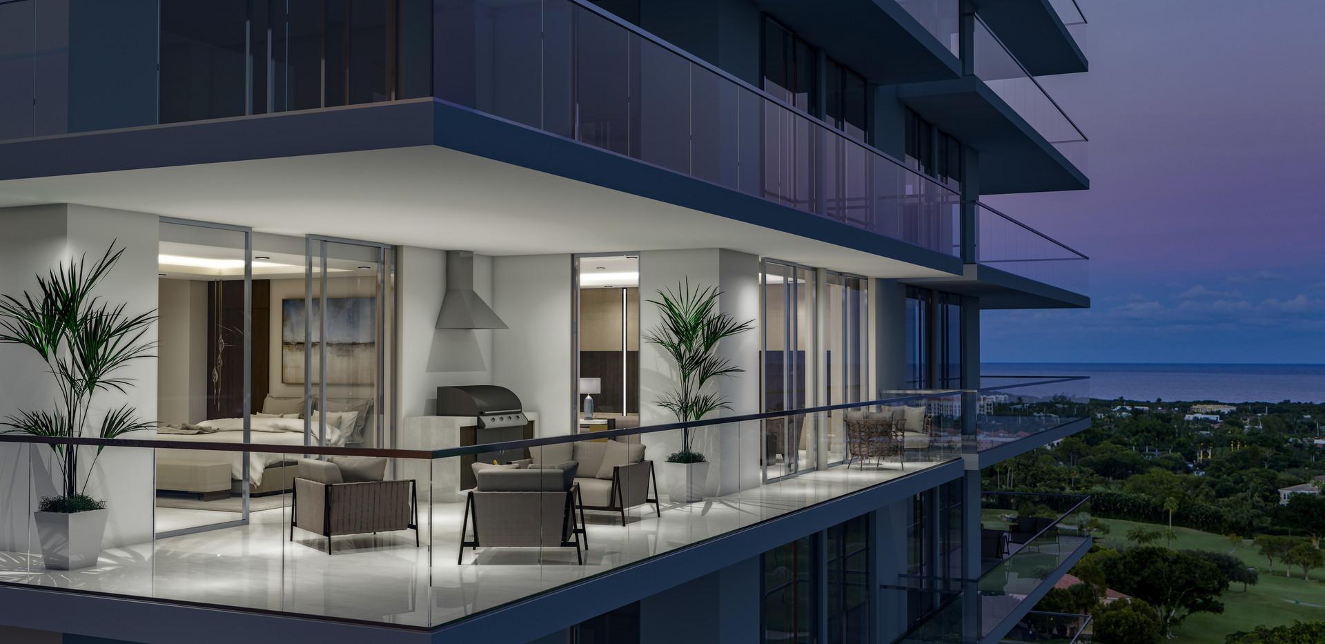 Unit A Terrace
