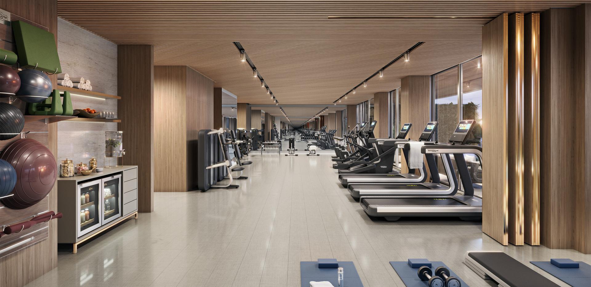 57 Ocean Gym