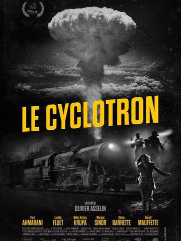 Finalist for best Visual Effects in a Quebec feature. (Gala Cinema Quebec)