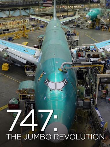 747, The jumbo revolution * Television * 12 VFX Shots +ident * Complete CGI Airplanes