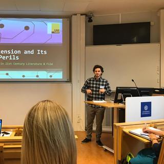 Vortrag Christian Perwein