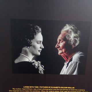 Ausstellung Altern