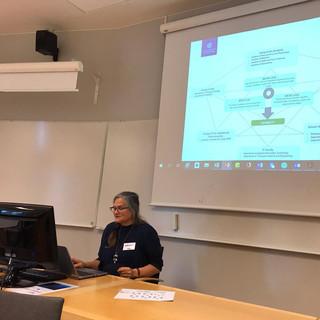 Präsentation Prof. Maria Edström