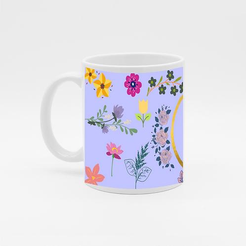 D Alphabet Coffee Mug