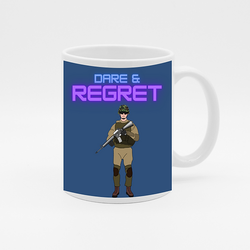 Dare & Regret Coffee Mug
