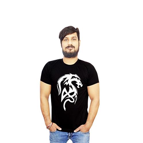 Dragon Graphic T shirt white