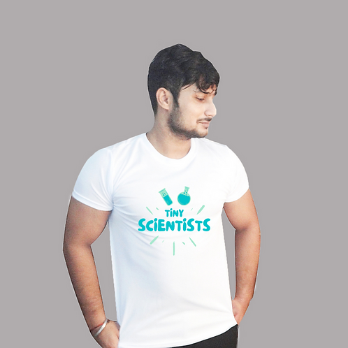 Tiny Scientists Graphic T shirt