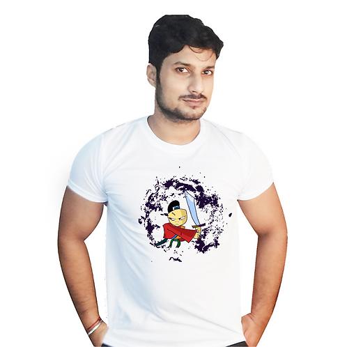 Samurai  Graphic T shirt