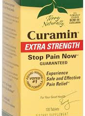 Got Pain? Get Curamin® Safe and Effective Pain Relief