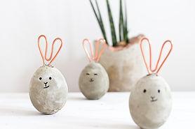 DIY-copper-concrete-bunnies-look-what-i-