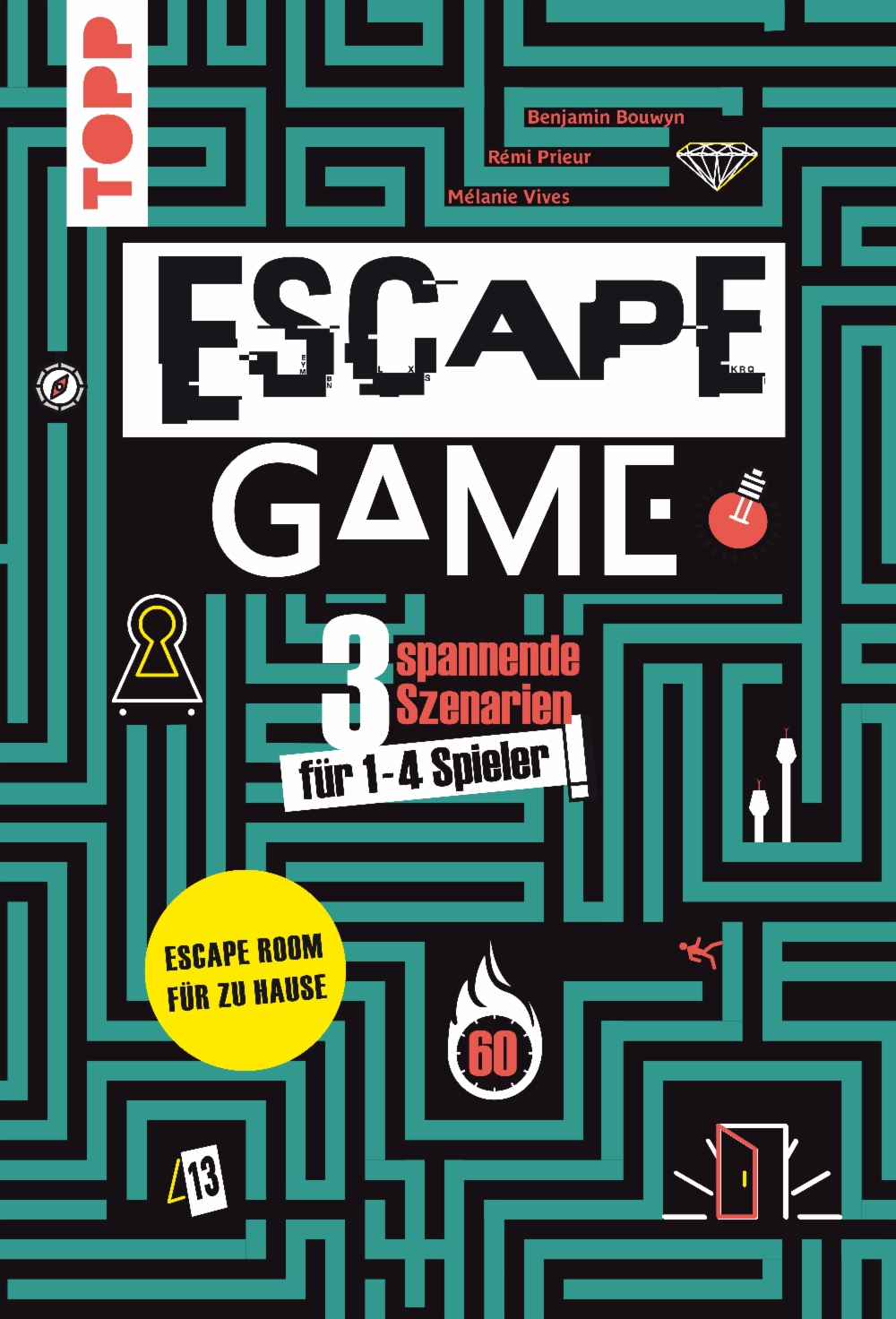 Escape Game cover