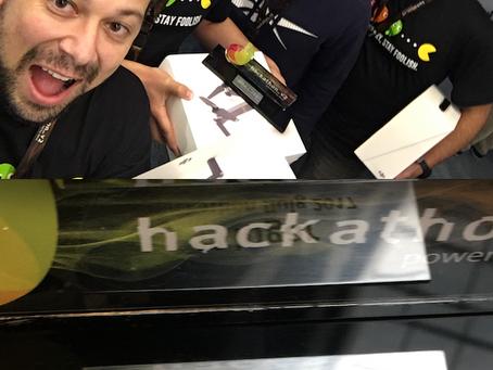 Digte é campeã do Hackathon_v2 Fluig