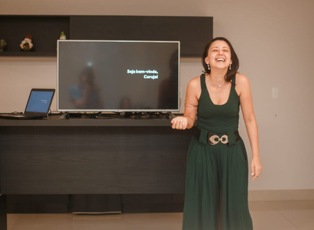 #CorujasCriativas - 2: Katia Lourenço