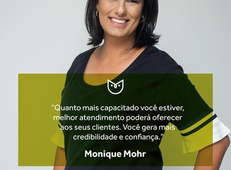 #CorujasCriativas, especial mês das mulheres - 5: Monique Mohr