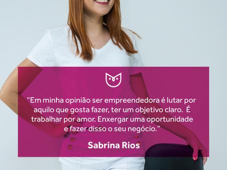 #CorujasCriativas, especial mês das mulheres - 4: Sabrina Rios