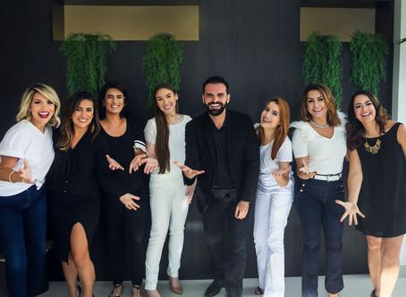 Oito mulheres empreendedoras e um número infinito de experiências inspiradoras
