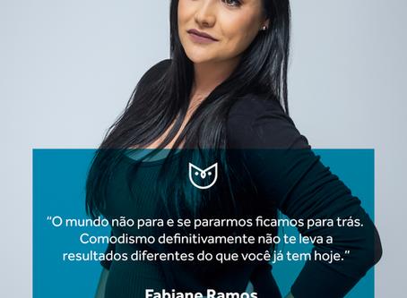 #CorujasCriativas, especial mês das mulheres - 6: Fabiane Ramos