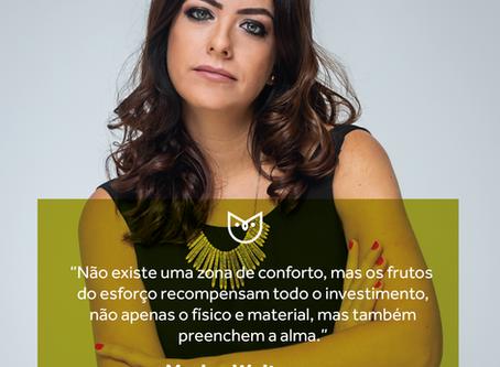 #CorujasCriativas, especial mês das mulheres - 7: Marina Woitexem