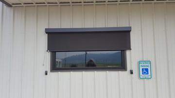 Drop Shade - Window Covering