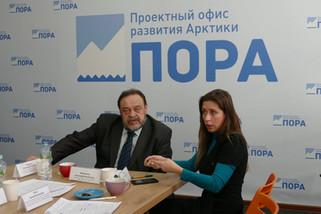 Проект ПОРЫ+Анны Вититиной «Сити-ферму - в каждый офис» успешно развивается!