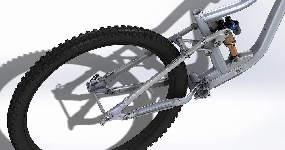 rear suspension patent