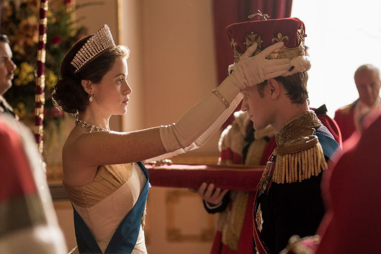 Duke transformed into Prince, 'The Crown'
