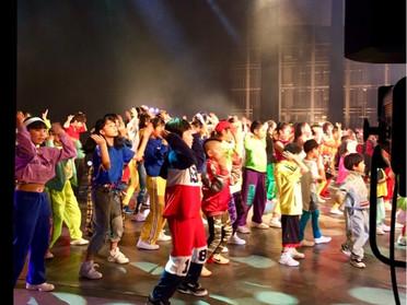 OOPS!!&MKダンス発表会 温かい応援ありがとうございました