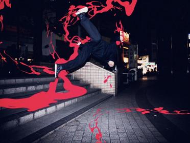 DANCE STUDIO OOPS!!夏休み特別企画! Acrobat ワークショップ