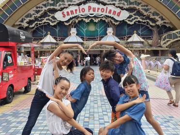 サンリオピューロランドダンスステージプロジェクト2017