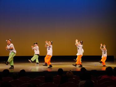 神奈川県地劇ミュージカルキッズダンスショー