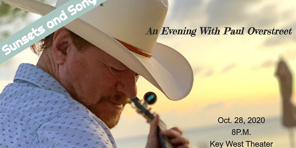 Sunsets and Songs with PAUL OVERSTREET
