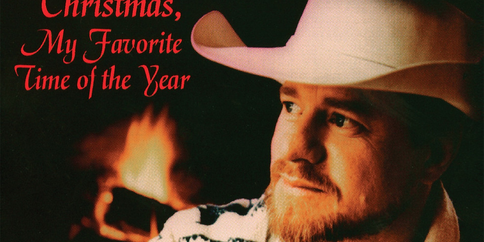 """Paul Overstreet """"Christmas, My Favorite Time of the Year"""""""