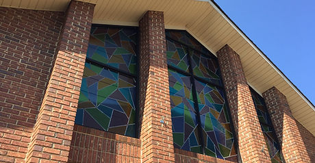 ECCF Stained Glass