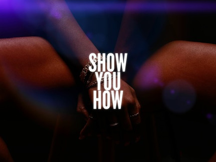 """Lyric Jones featuring Vic Mensa - """"Show You How"""" (Produced by H0wdy)"""