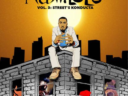 Nasimoto (Nas & Quasimoto/Madlib) Vol 3: Street's Konducta  (Created by David Begun aka DBegun)