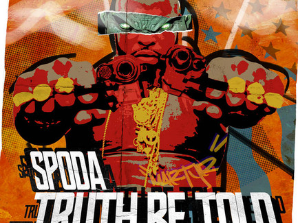 SPODA - Truth Be Told (Produced by Hobgoblin) (Album)