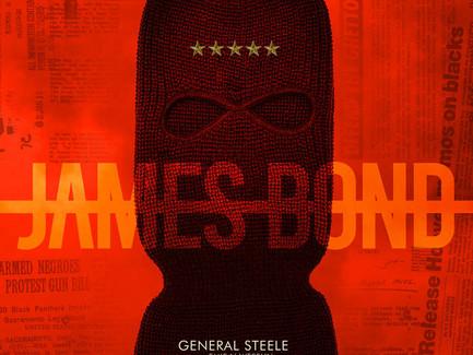"""General Steele (of Smif-N-Wessun) & ES-K - """"James Bond"""" (Produced by ES-K)"""