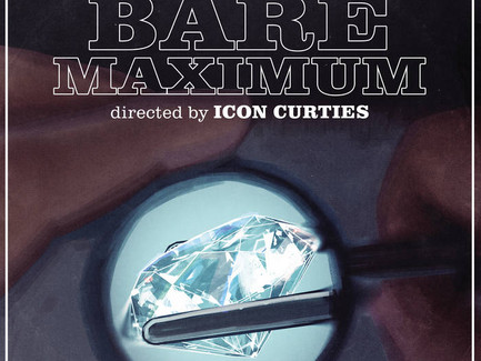 """Icon Curties & Vic Spencer's New EP """"Bare Maximum"""""""