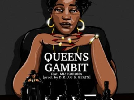 Boog Brown featuring Miz Korona - Queens Gambit/Make Room (Produced by D.R.U.G.S. Beats)