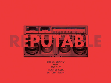 """Cali Producer, Sir Veterano's visuals for """"Reputable"""" featuring MC Eiht, Planet Asia & Mitchy Slick"""