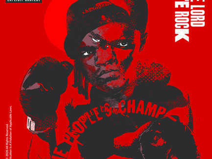 "PETE ROCK & FLEE LORD DELIVER ""THE PEOPLE'S CHAMP"""