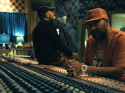 LE$ & Bun B - Live By (Produced by LE$) (Music Video)